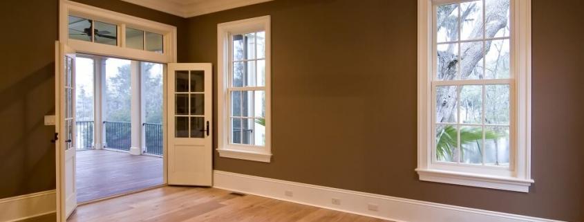 wybrór drzwi i okien